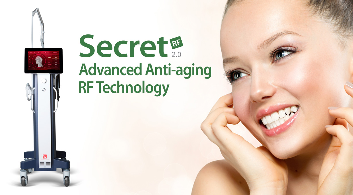 Secret RF Advanced Anti-aging RF Technology